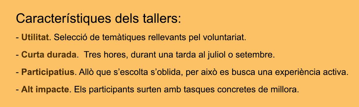 140618_Tallers_EEV_Caracteristiques