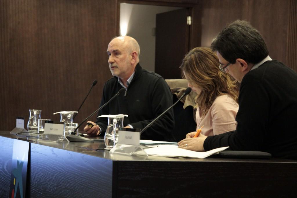 Sessió Cloenda Cicle Canvi d'Època al Tercer Sector - Impacte -03